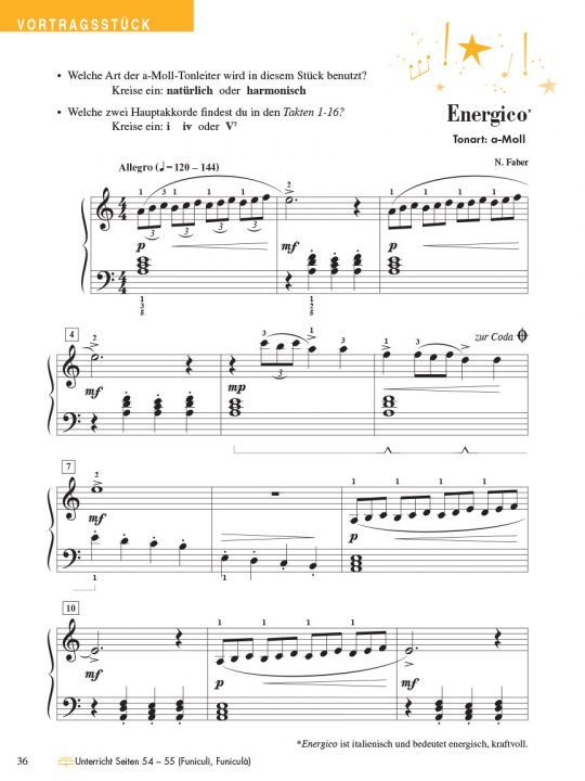 Piano Adventures® Level 5 Technique & Performance Book