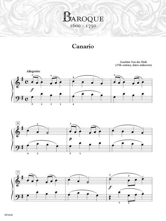 Piano Literature Book 1