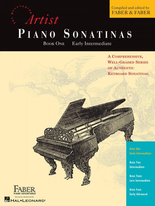 Piano Sonatinas Book 1