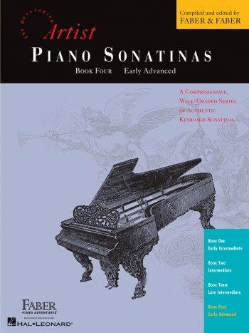 Piano Sonatinas Book 4