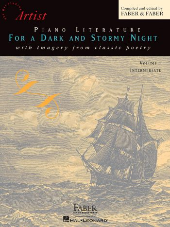 Piano Literature for a Dark and Stormy Night
