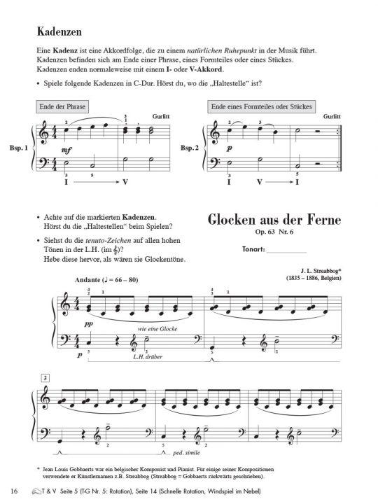 Piano Adventures® Stufe 6 Unterrichtsheft